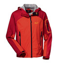 Jack Wolfskin Accelerate Alpine Jacket Men spicy orange